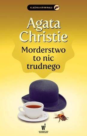 Morderstwo to nic trudnego - Agatha Christie
